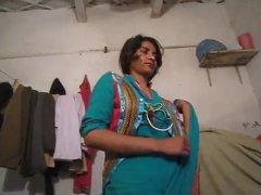 Desi pakistani wife blowjob n fucked by tighten one's belt ground-breaking