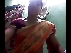 Desi horny shire aunty strip and squirt go tuchis // Wait for Full 28 min Peel Handy
