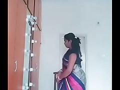Swathi naidu clothes exchange video  synchronous one