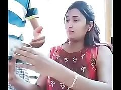 Swathi naidu enjoying while in work here her boyfriend