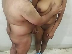 Indian Bhabhi sex with college preceptor